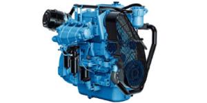 Двигатель Nanni на базе двигателя John Deer для катеров и яхт