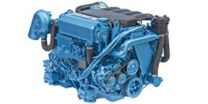 Двигатель для катеров и яхт Nanni на базе Toyota