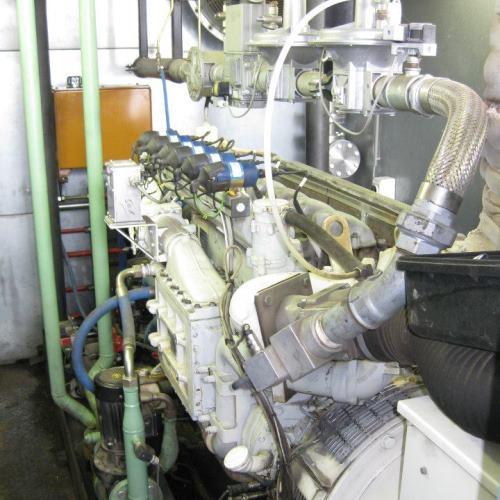 газопоршневая электростанция TEX 130