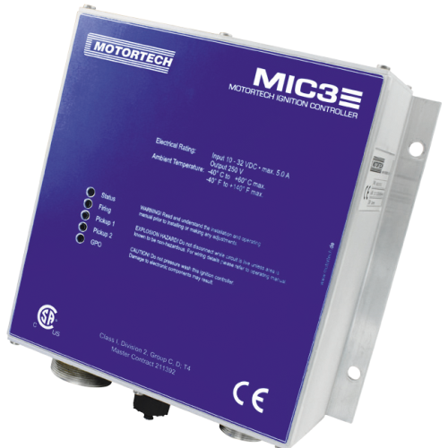 система зажигания MIC3