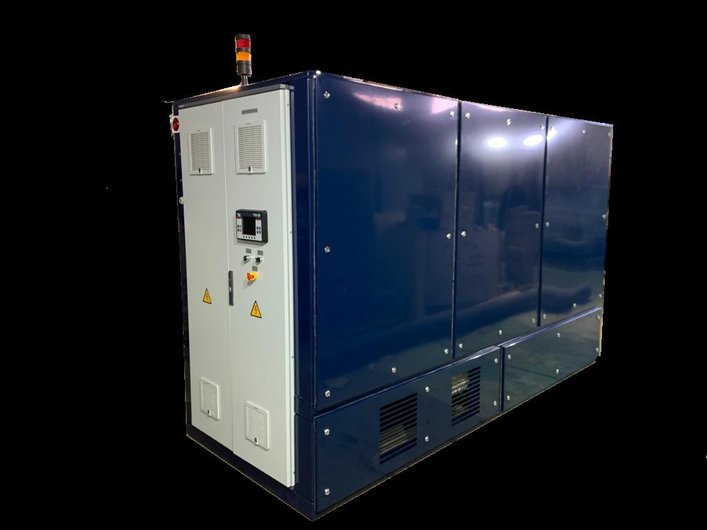газопоршневая электростанция ТЕХ 209