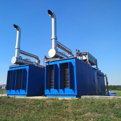 Газопоршневая электростанция ТЕХ 1060