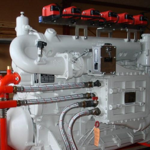Газопоршневая электростанция ТЕХ 200