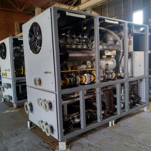 Газопоршневая электростанция ТЕХ 240