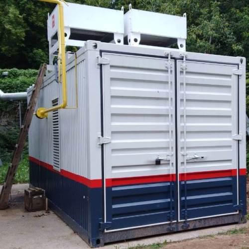 Газопоршневая электростанция ТЕХ 300