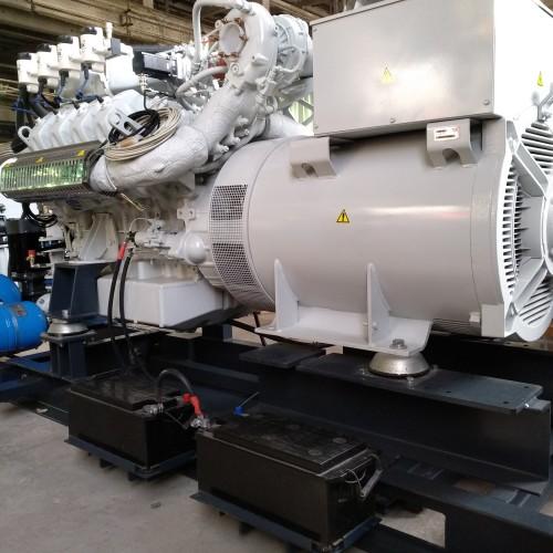 Газопоршневая электростанция ТЕХ 350