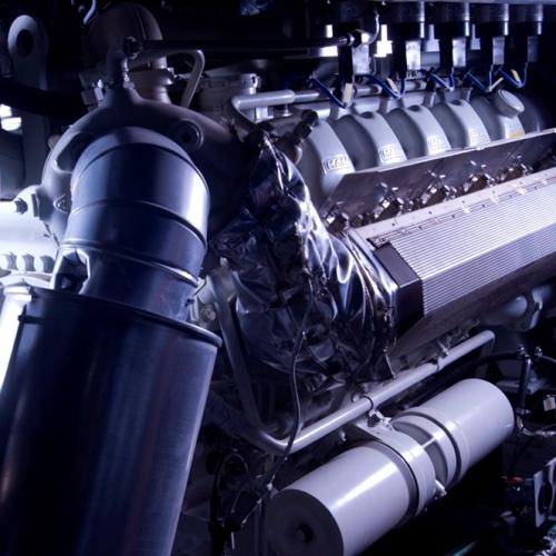 Газопоршневая электростанция ТЕХ 430