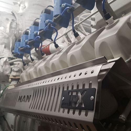 Газопоршневая электростанция ТЕХ 530