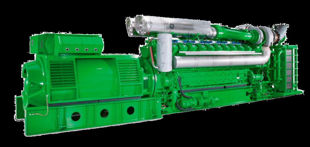 Газопоршневая электростанция ТЕХ 2000 J
