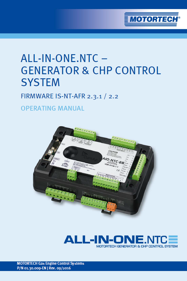 All-In-One manual
