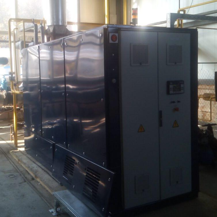 Газопоршневая электростанция ТЕХ-209